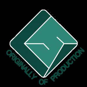 logo de originallyofproduction création de musique pour les professionnels agence de communication à Lille